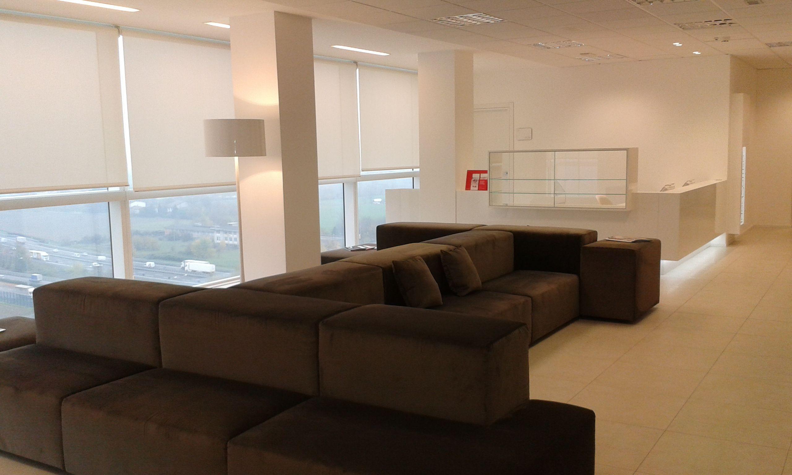 Fabbrica Divani A Brescia divano su misura, realizzato su disegno del cliente