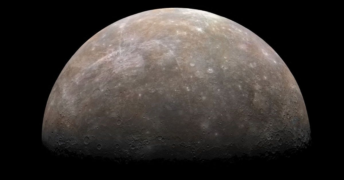 Back to Mercury! Europe and Japan's BepiColombo mission ...