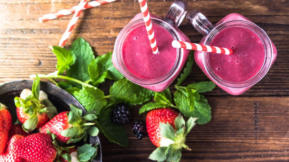 Photo of Berry Bliss Smoothie – barre3