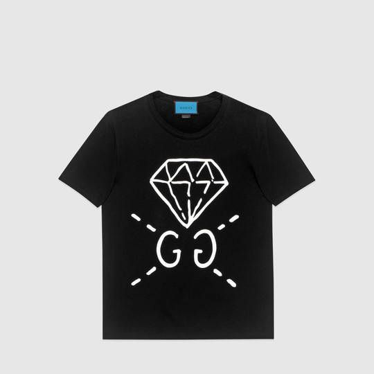 77871e7ef38 Gucci GucciGhost t-shirt