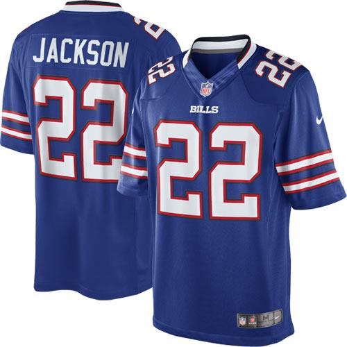 Nike Fred Jackson Buffalo Bills Limited