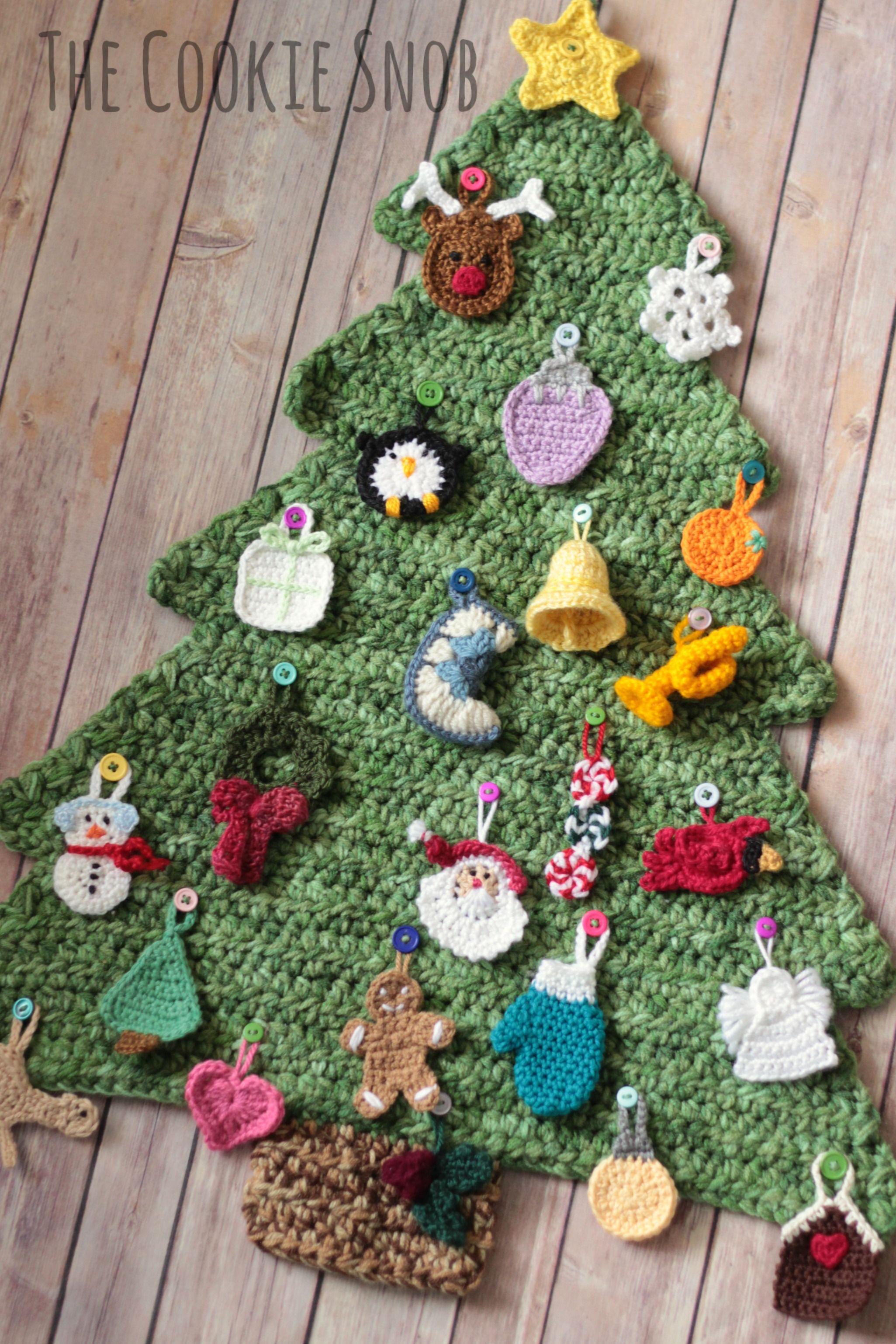 christmas tree advent calendar h kelideen pinterest. Black Bedroom Furniture Sets. Home Design Ideas