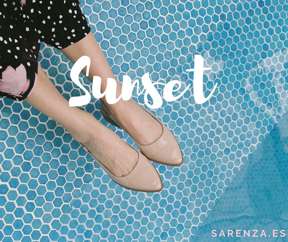 Sarenza flats shoes