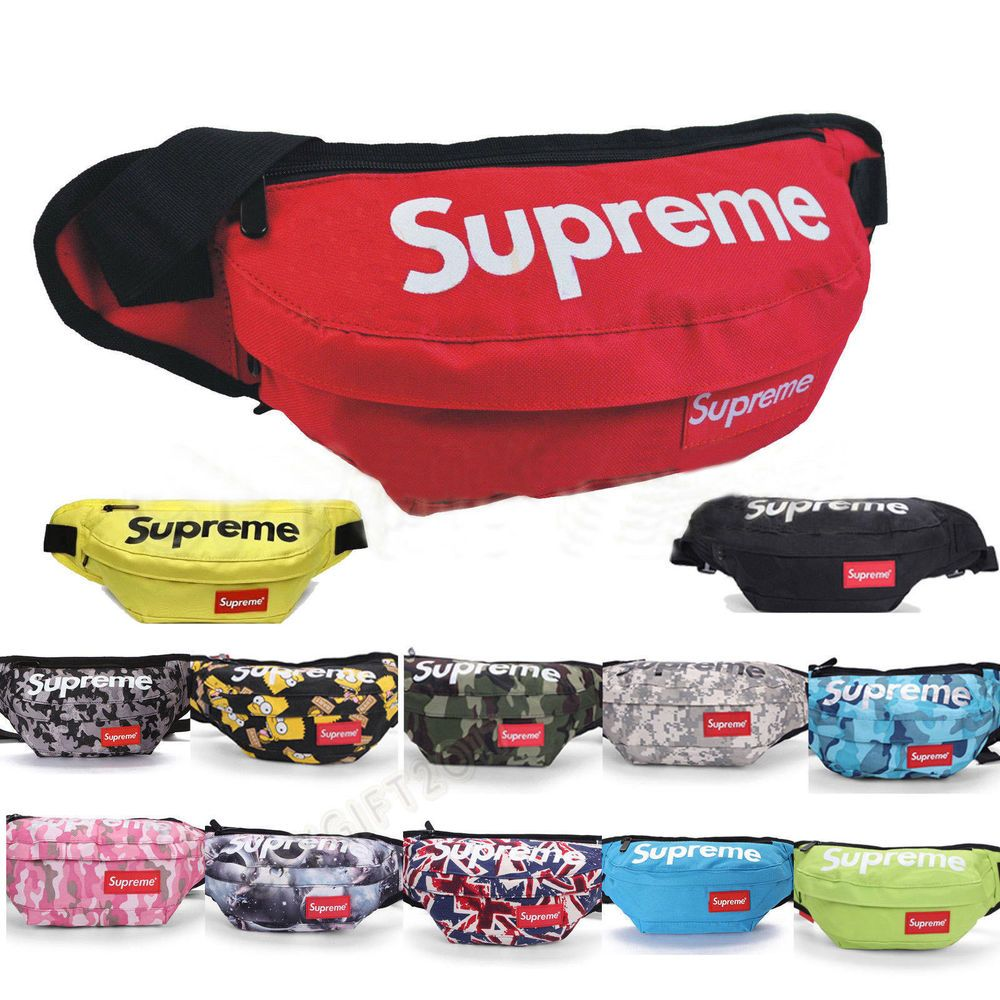 Karate Girl Art Sport Waist Pack Fanny Pack Adjustable For Hike