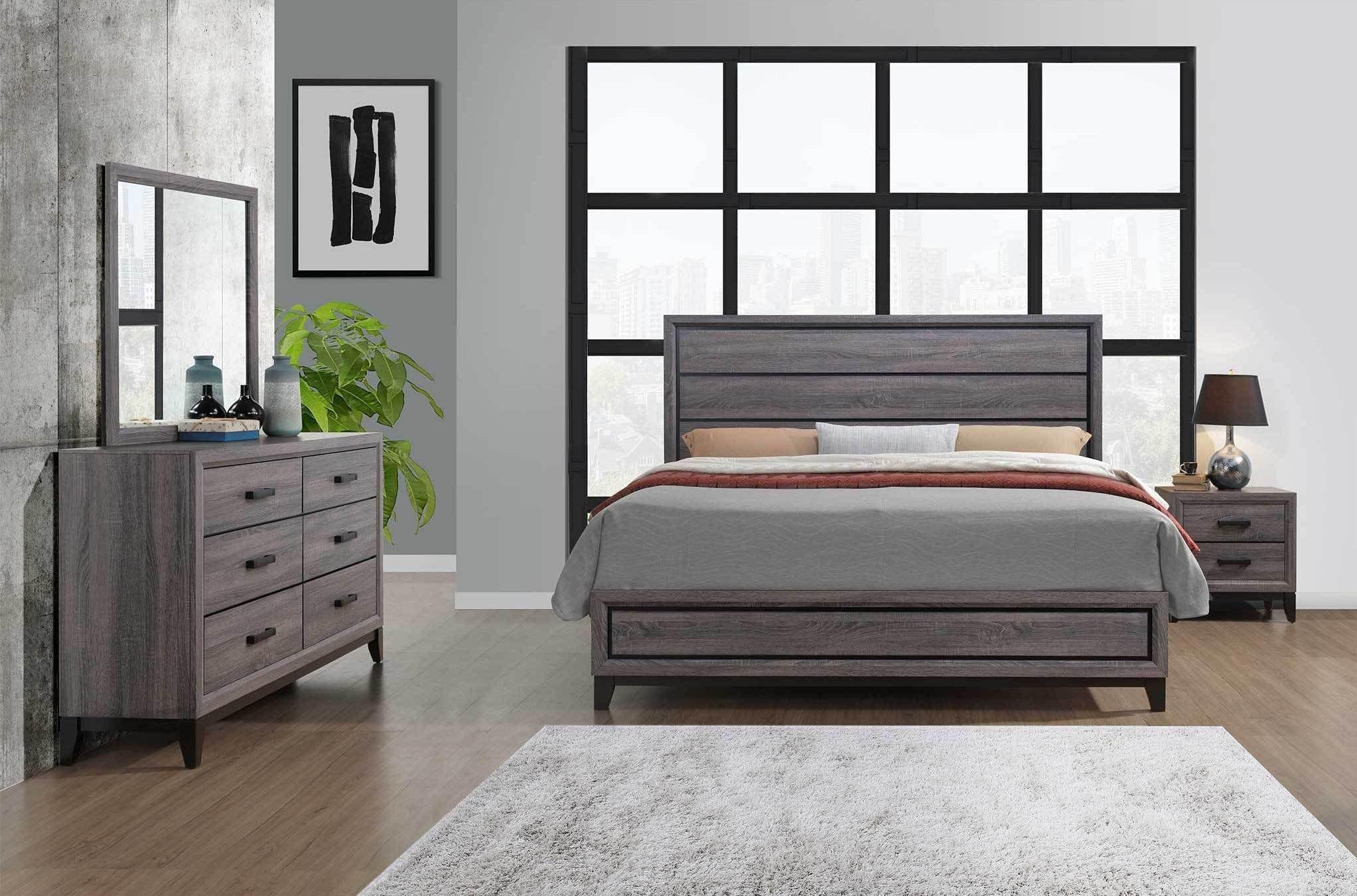 Kate Bedroom Set Bedroom Furniture Sets Bedroom Sets Grey