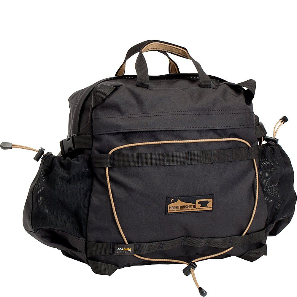 Mountainsmith Tanack 10 Waistpack (Heritage Black) | Apparel ...