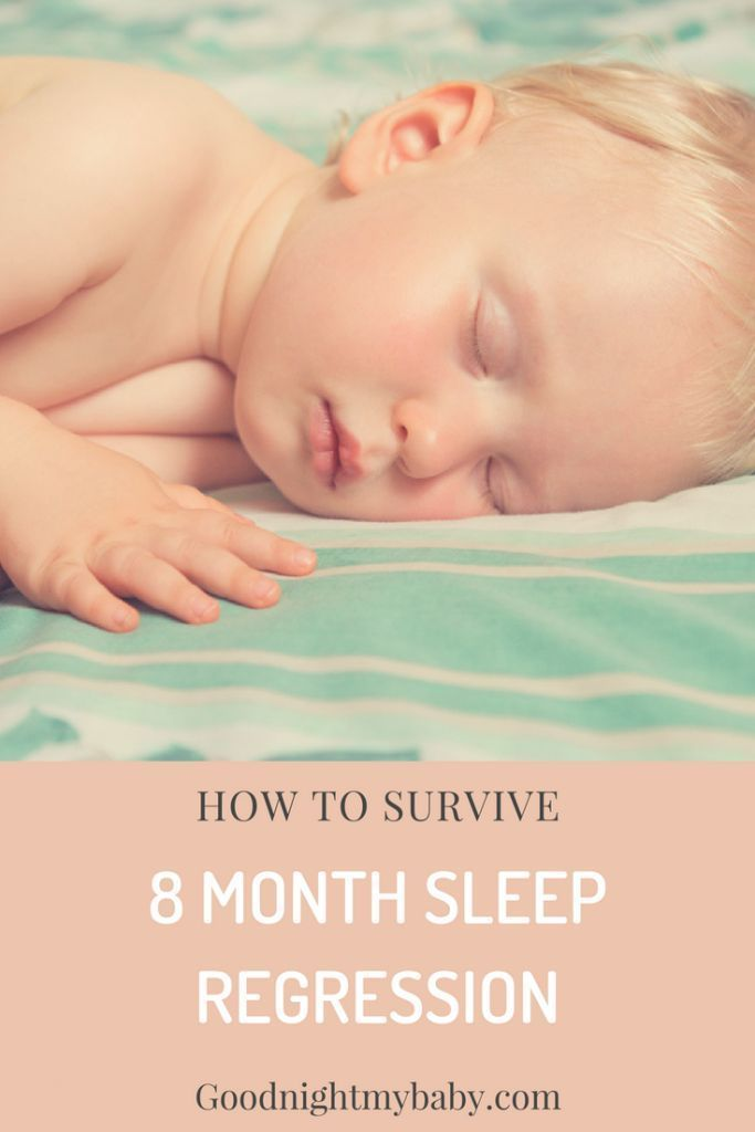 What Is 8 Month Sleep Regression | 8 month sleep ...