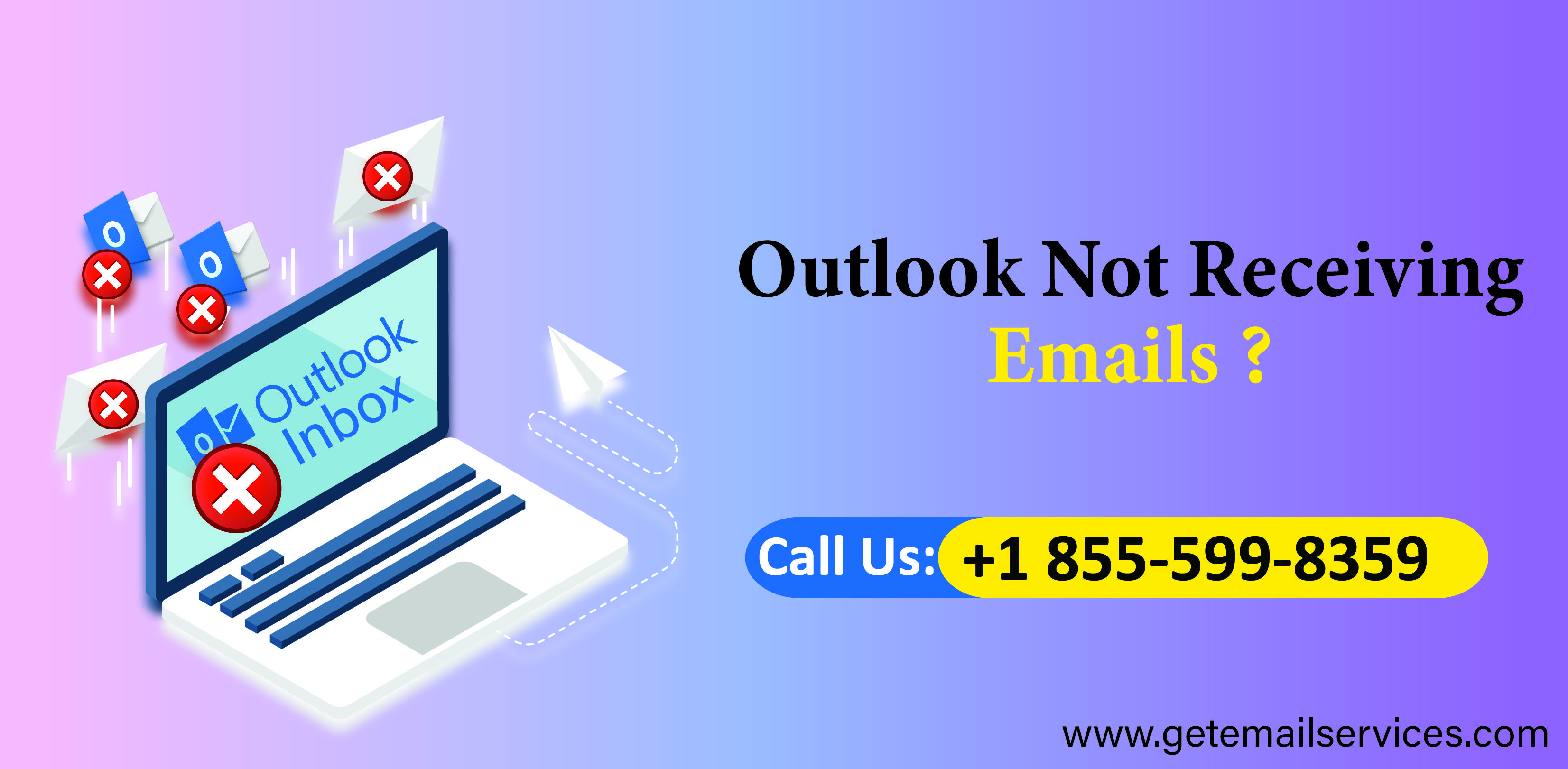 Outlook Not Receiving Emails Aol email, Email service