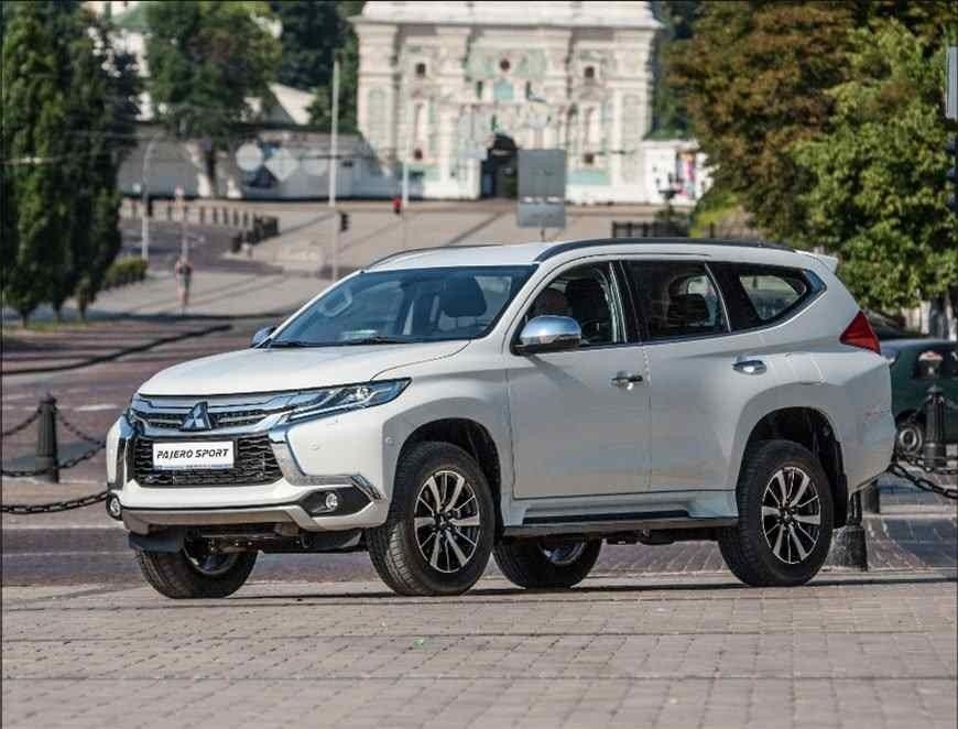 New 2019 Mitsubishi Montero Sport Engine Kendaraan