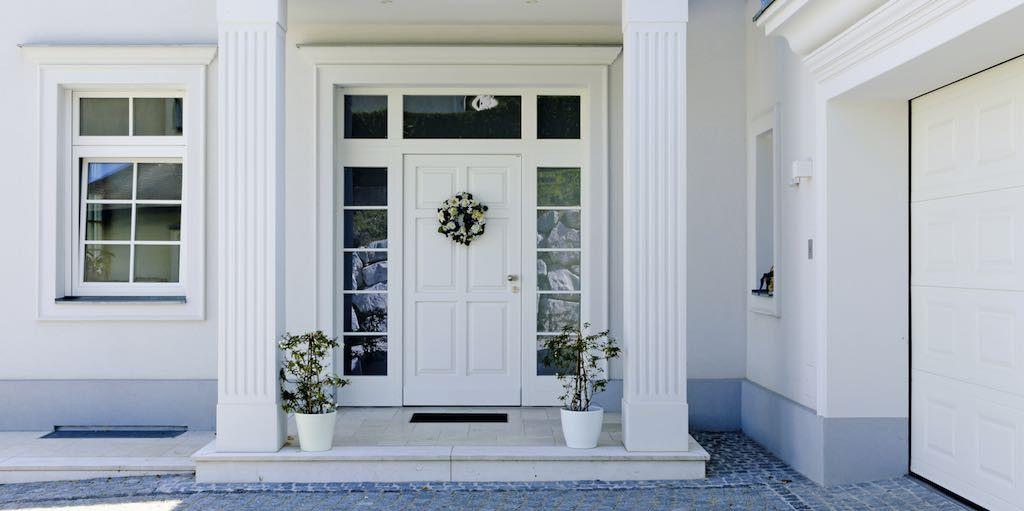 auernovum \u2022 Villen Hauseingang Pinterest House - wohnideen amerikanisch