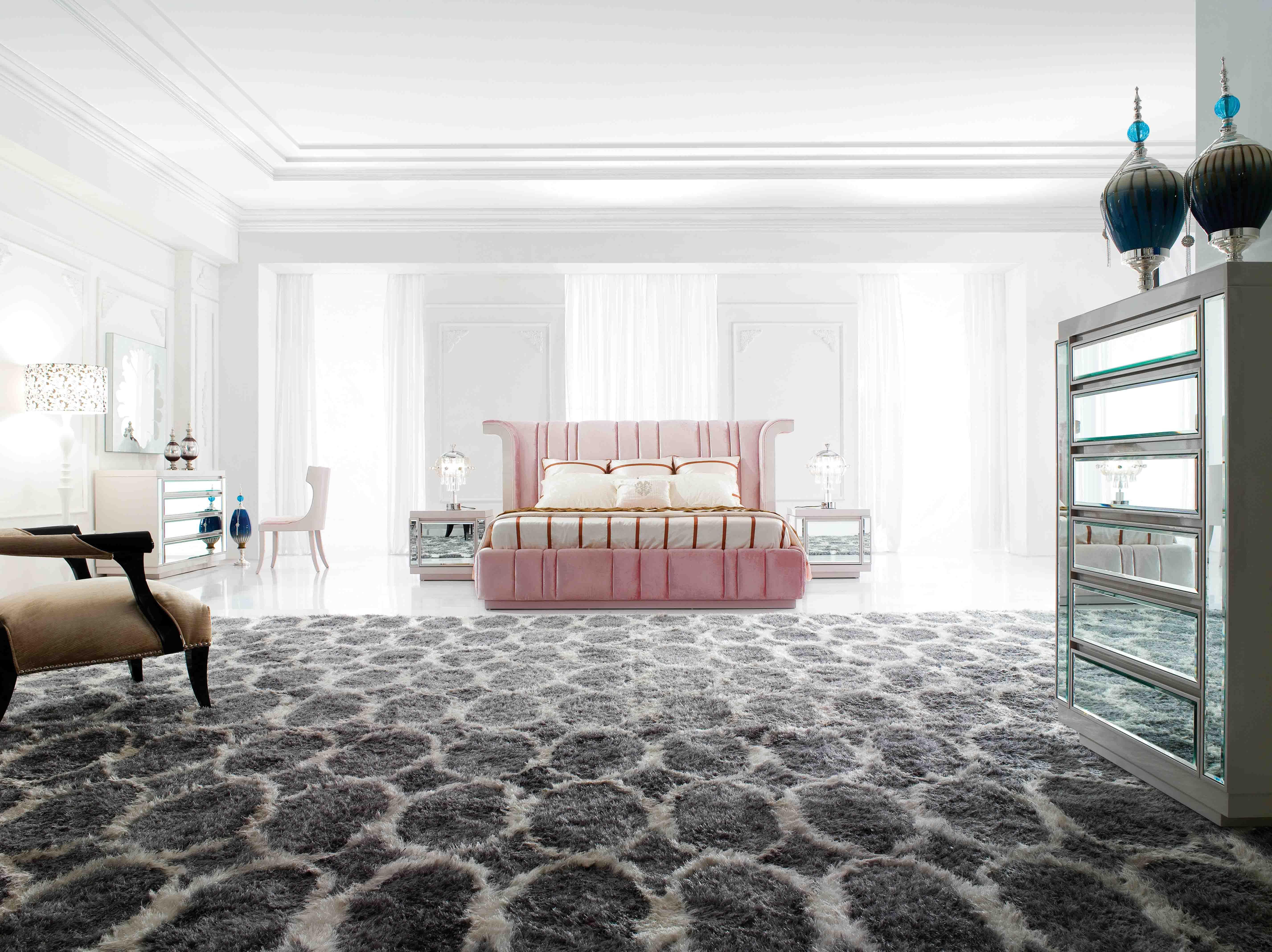 أسبوعك سيكون أكثر نشاط أن كنت تستيقظ بغرفة كهذه !   #new #week #sunday #repin #pin #bedroom #elegance #q8 #qatar #saudiarabia #Jeddah #JO #amman