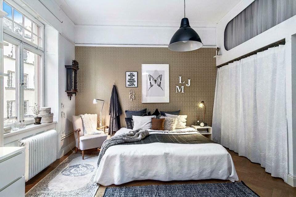 Scandinavische Slaapkamer Ideeen : Scandinavische slaapkamer ideeën om te stelen van een