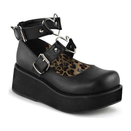 "High Heels Pleaser Shoes Damenschuhe Demonia /""SPRITE-02/"""