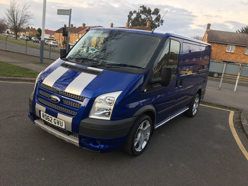 Ford Transit Sport 140bhp 6 Speed Only 31 000 Miles Ford Transit