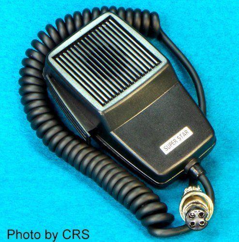 MIC / Microphone for 4 pin Cobra / Uniden CB Radio