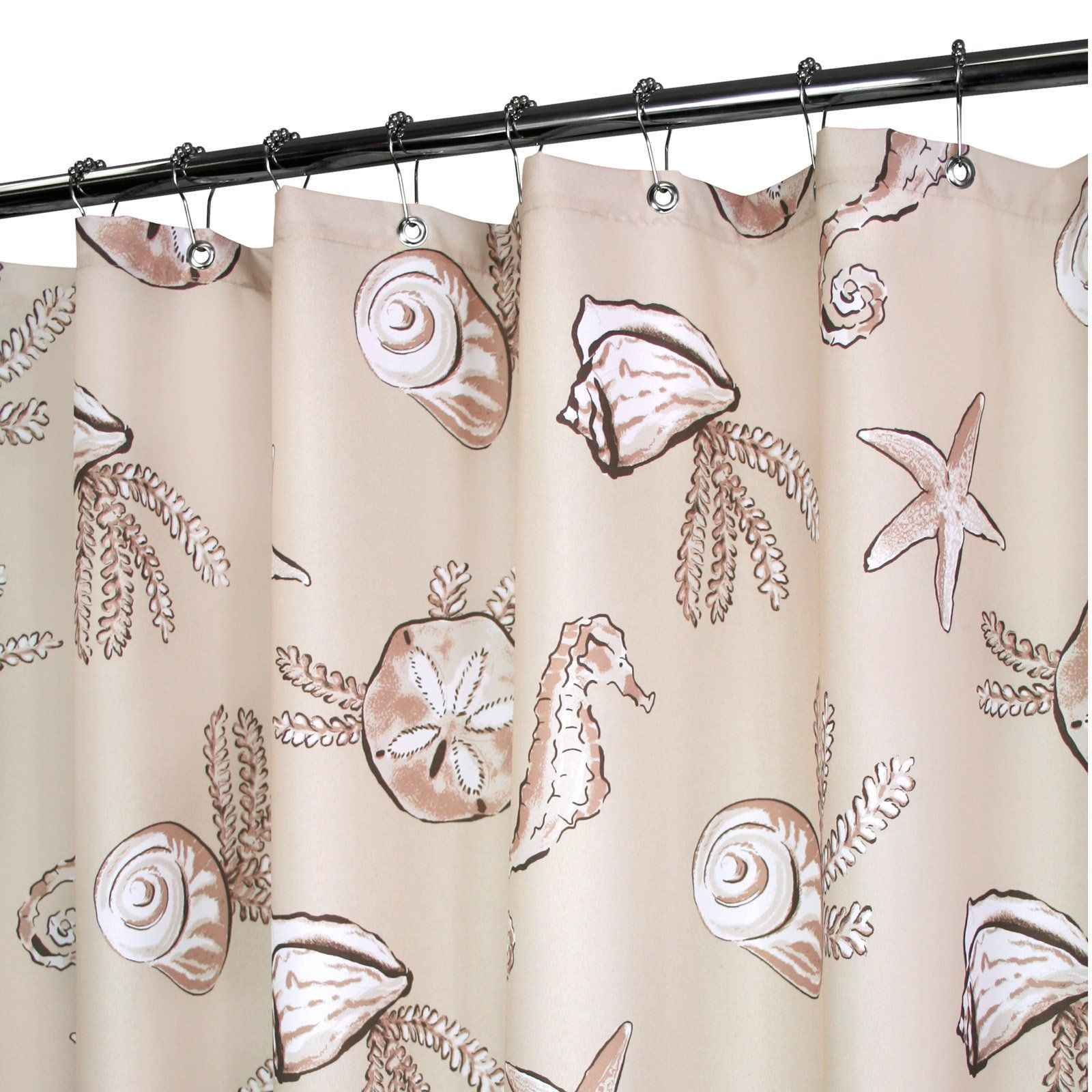 Have To Have It Watershed Sea Life Shower Curtain 34 99
