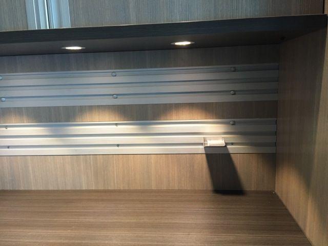 Great Looking Garage Storage With Task Lighting, And Slat Wall Hanging  Options Www.naplestotalga