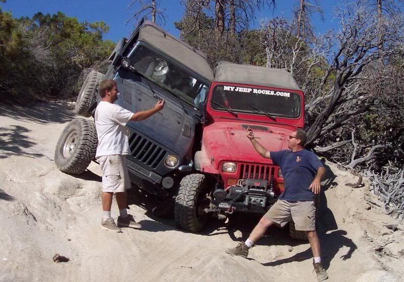 Tj Vs Yj Jeep Yj Vs Tj Offroad 1 Jeep Yj Jeep Offroad