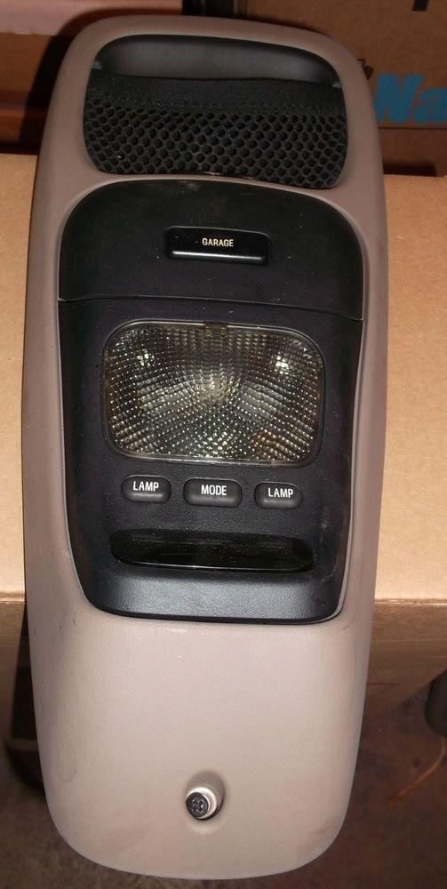 92 96 Ford F150 Bronco Overhead Console Eddie Bauer Overhead Console Autos Y Motos Autos Motos