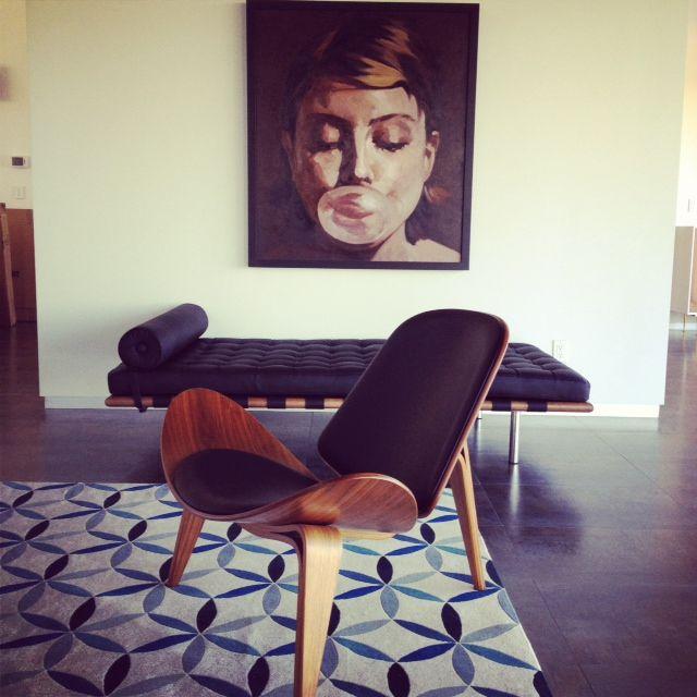 The Smiling Chair Modern Scandinavian Furniture Mcm Furniture Furniture