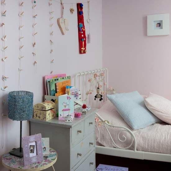 colours pink butterflies light shade vintage girls bedroomsbedroom vintagebedroom girlschildrens