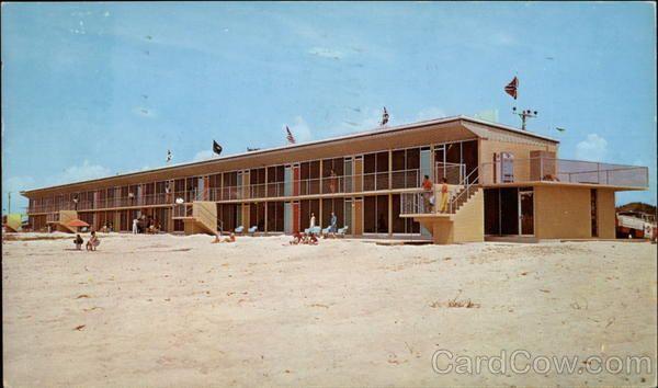 Five Flags Inn Pensacola Beach Pensacola Beach Florida Florida Hotels