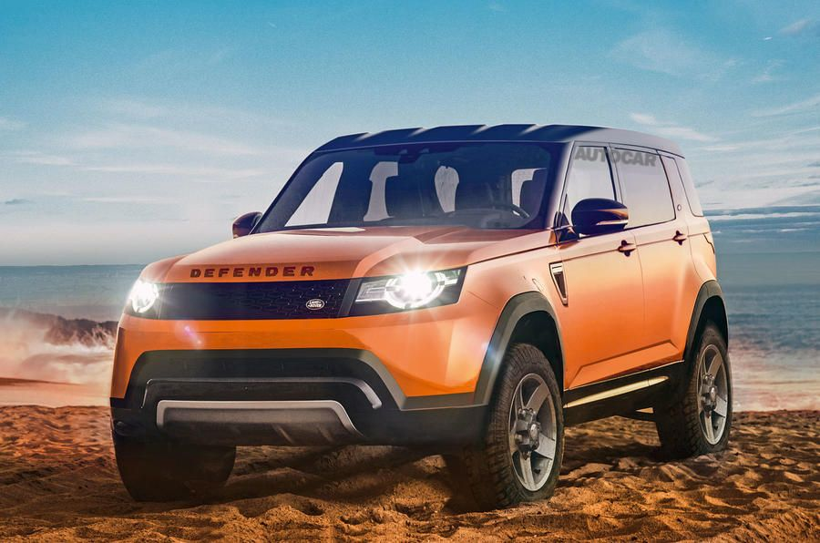 Land Rover Defender To Be Reinvented For 2019 Cars New
