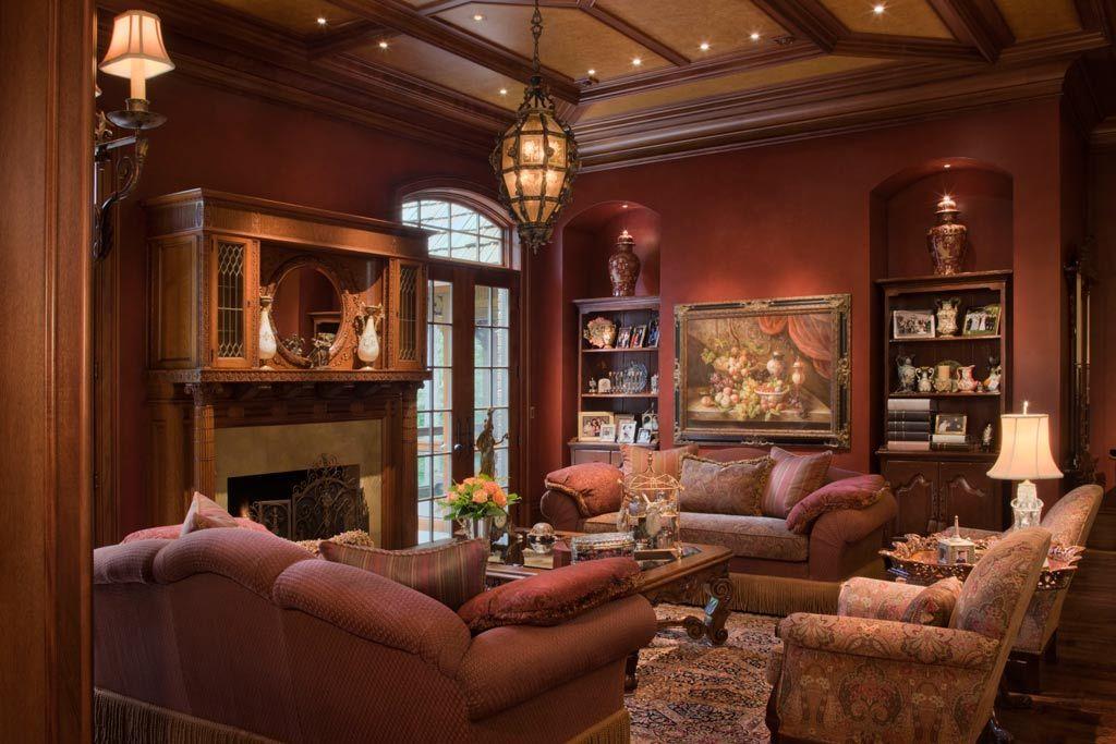 Antique Interior Design Ideas With Images Victorian Living Room Best Living Room Design Rustic Living Room