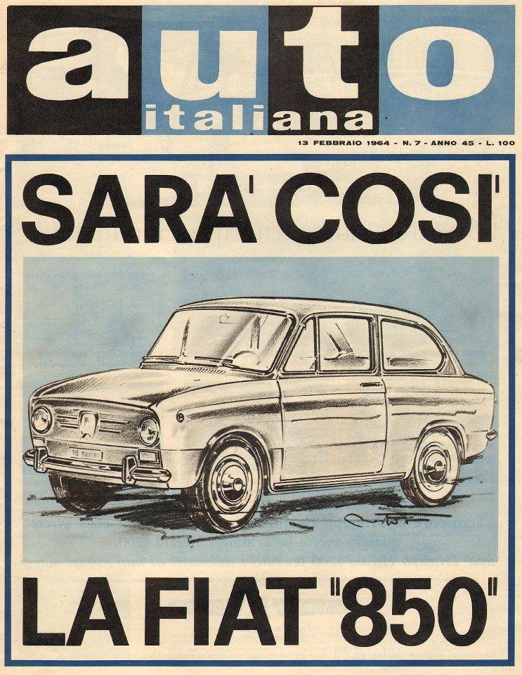 Fiat 850 Oldtimers