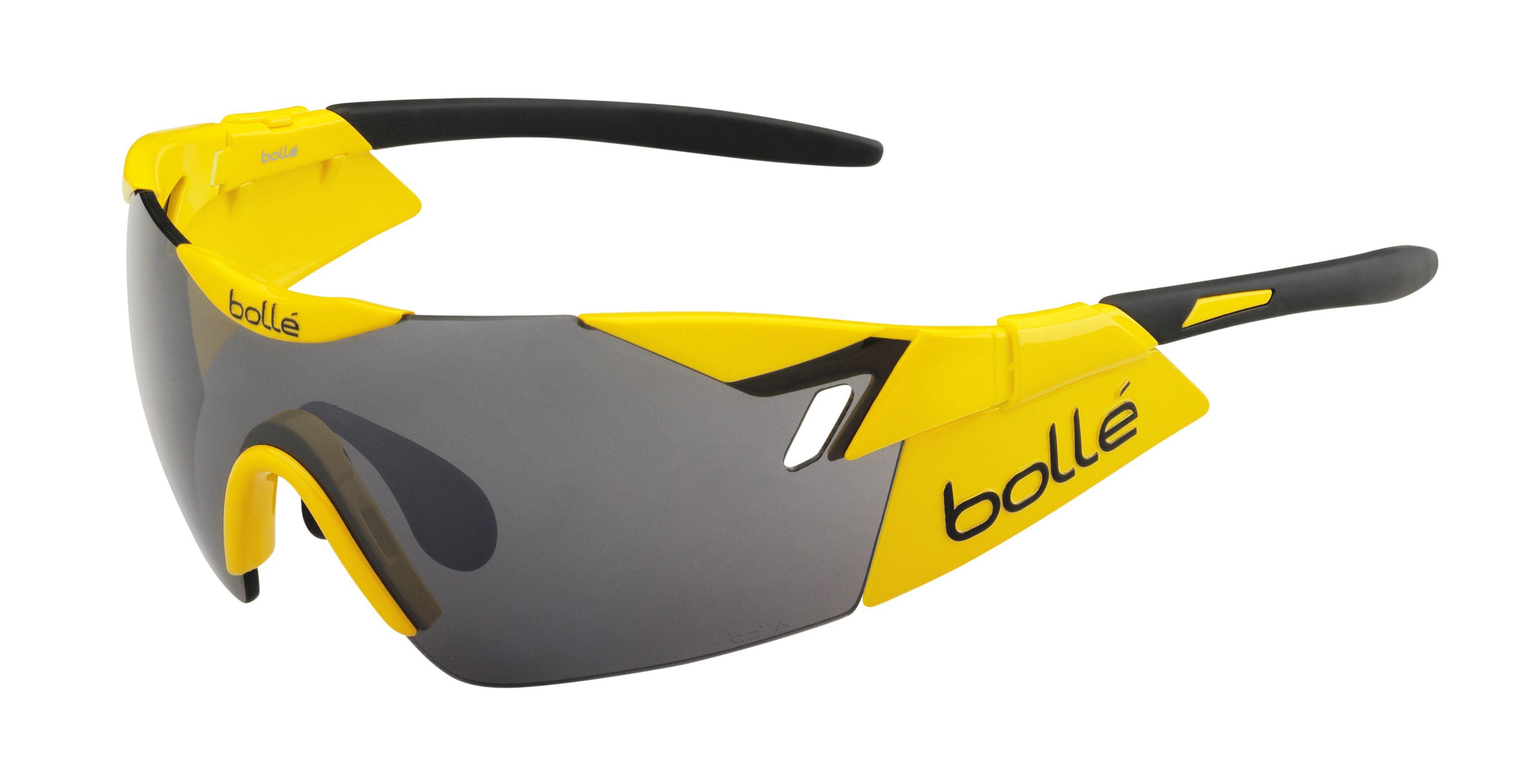 bbea53c64b Bolle - 6TH SENSE Shiny Yellow-Black