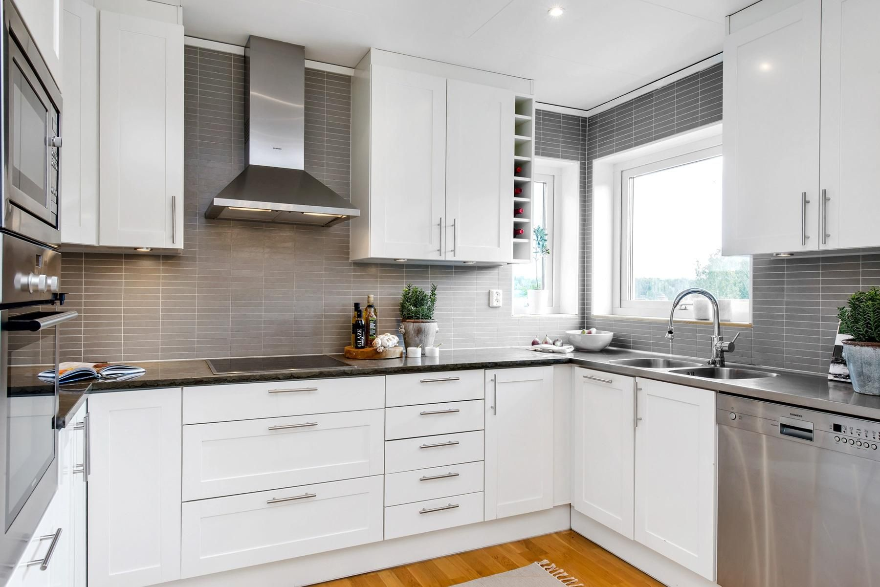 styling #homestyling #kitchen #kök Styling av modern villa i Näsby ...