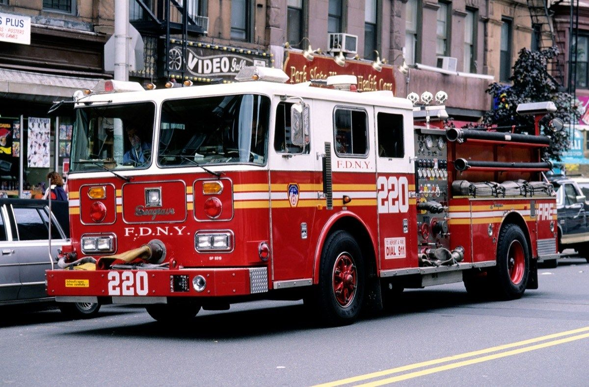 Why Fire Trucks Are Red The Surprising Origins Of An Iconic Color
