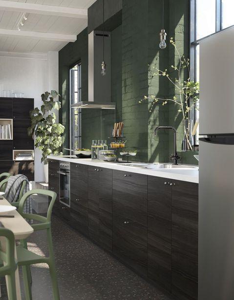 Cuisine IKEA : les plus beaux modèles du géant suédois – Elle Décoration
