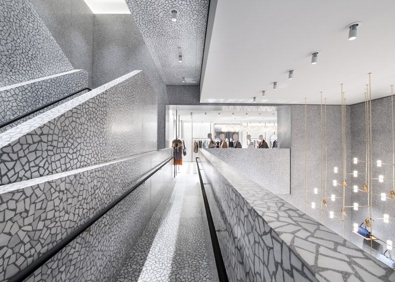 David Chipperfields Valentino Flagship Store Opens In New York Retail InteriorInterior Design