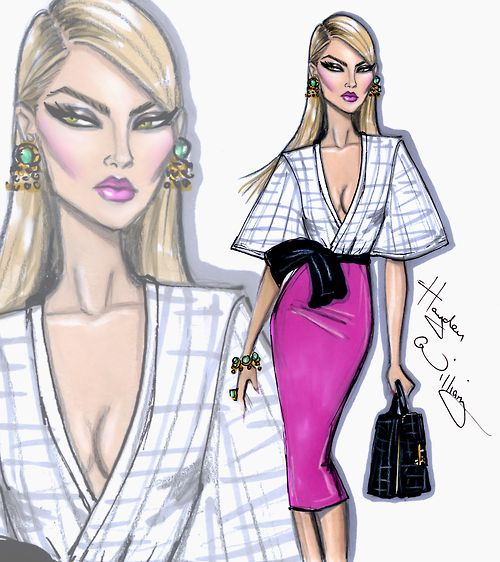 'Picture Perfect Beautiful' by Hayden Williams| Be Inspirational ❥|Mz. Manerz: Being well dressed is a beautiful form of confidence, happiness & politeness