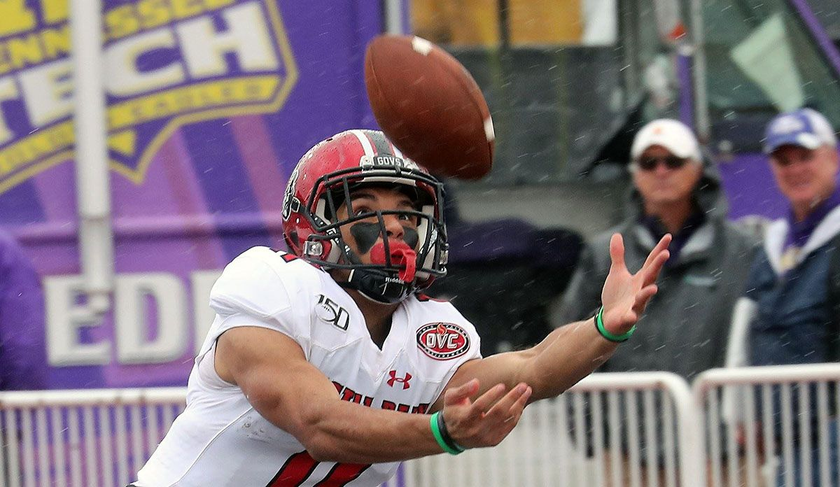 APSU Football cruises to 5821 win at Tennessee Tech