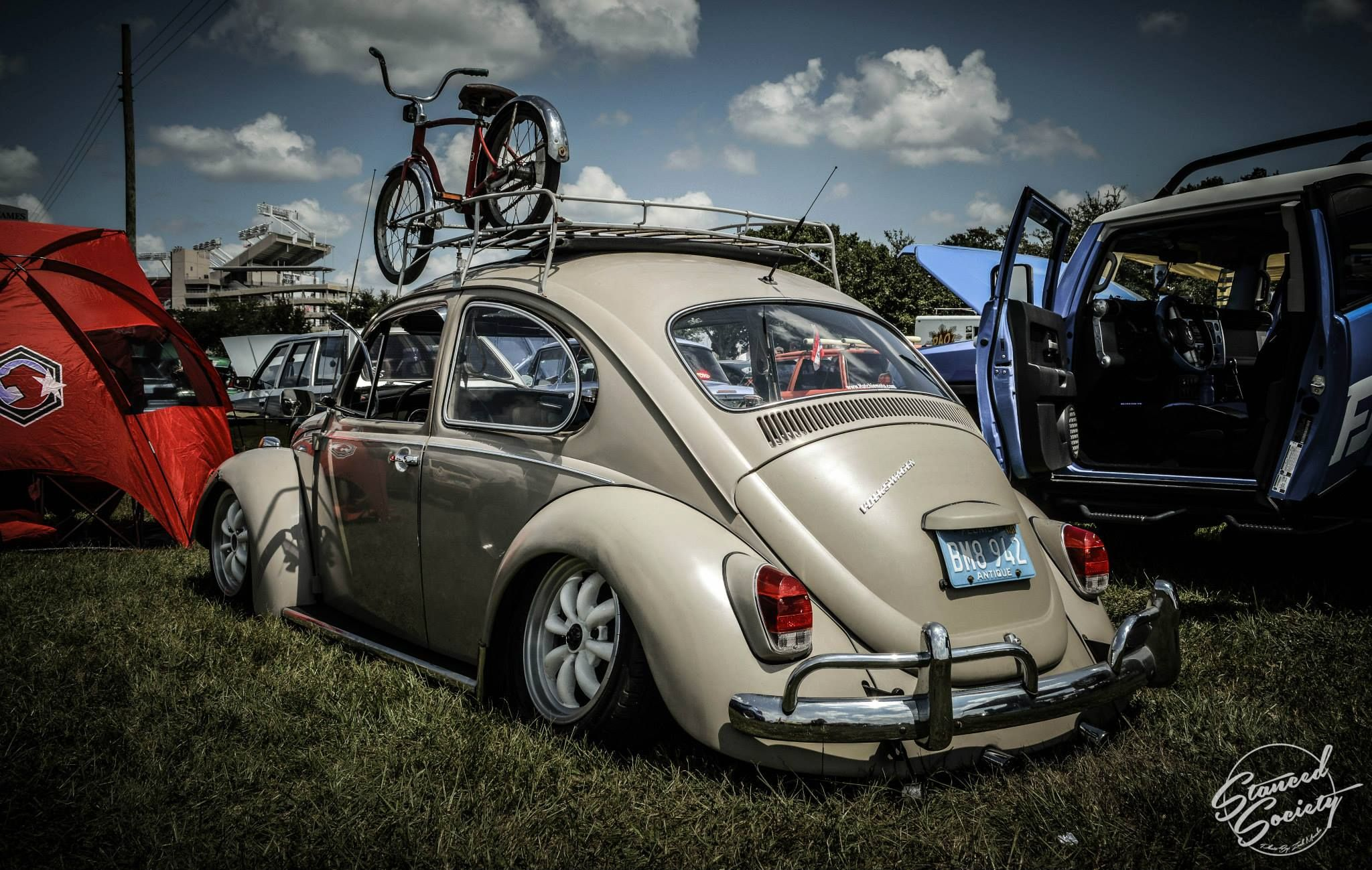 Stanced Bug #car #show #stanced #society #stancedsocietybayarea ...