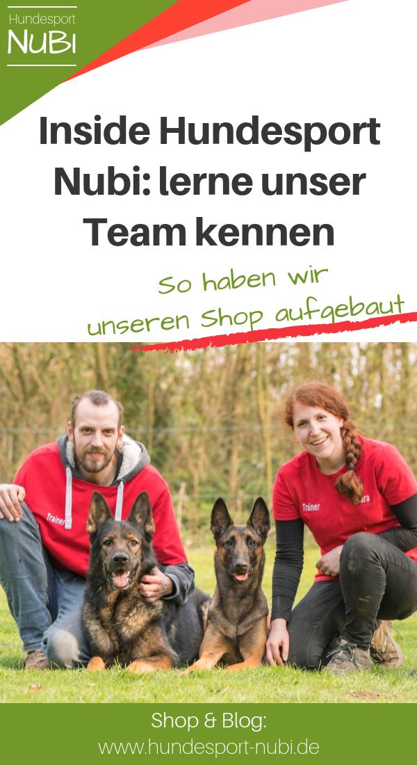 Das Team von Hundesport Nubi erfahre mehr über uns (mit