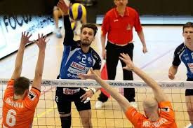 cool dat is pas volleybal