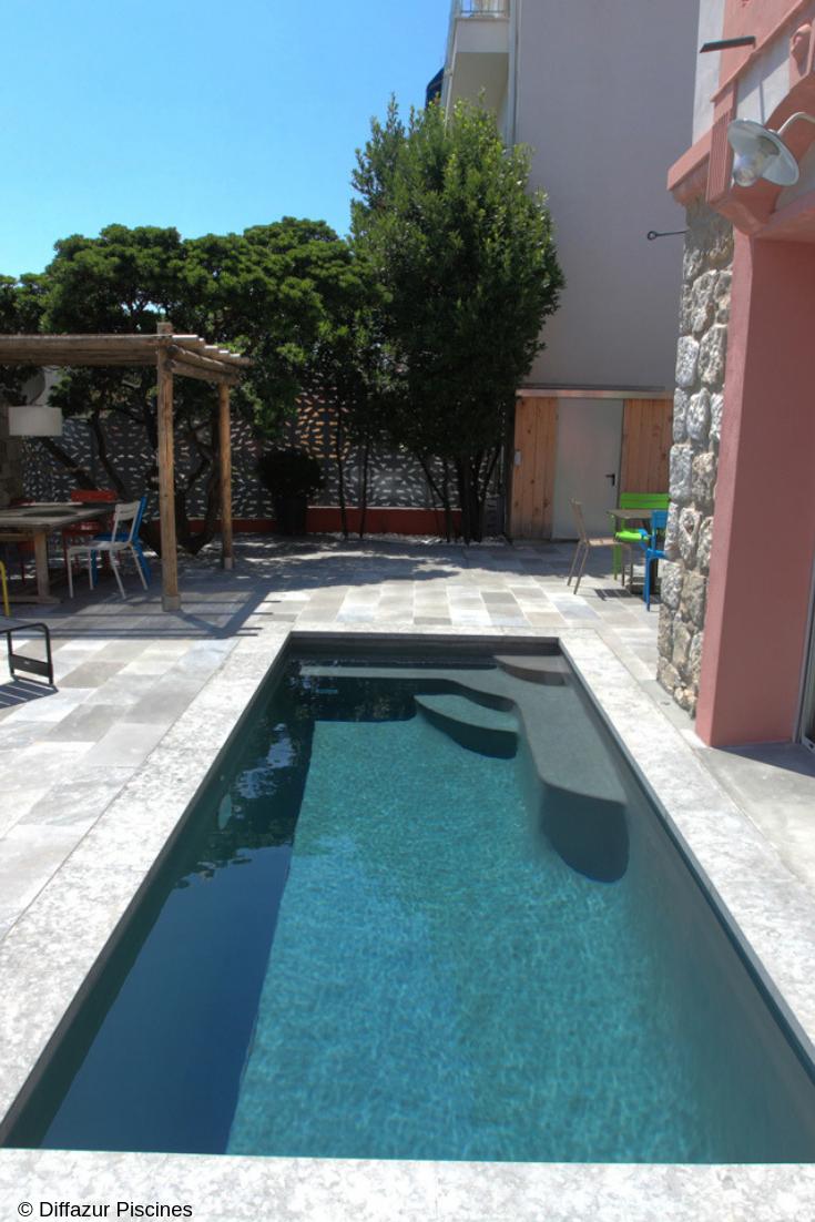 Mini Piscine Petit Jardin la mini-piscine : une petite piscine pour petits espaces