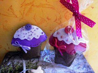 Zenzero e Vaniglia - creazioni handmade: Cupcake... alternativi