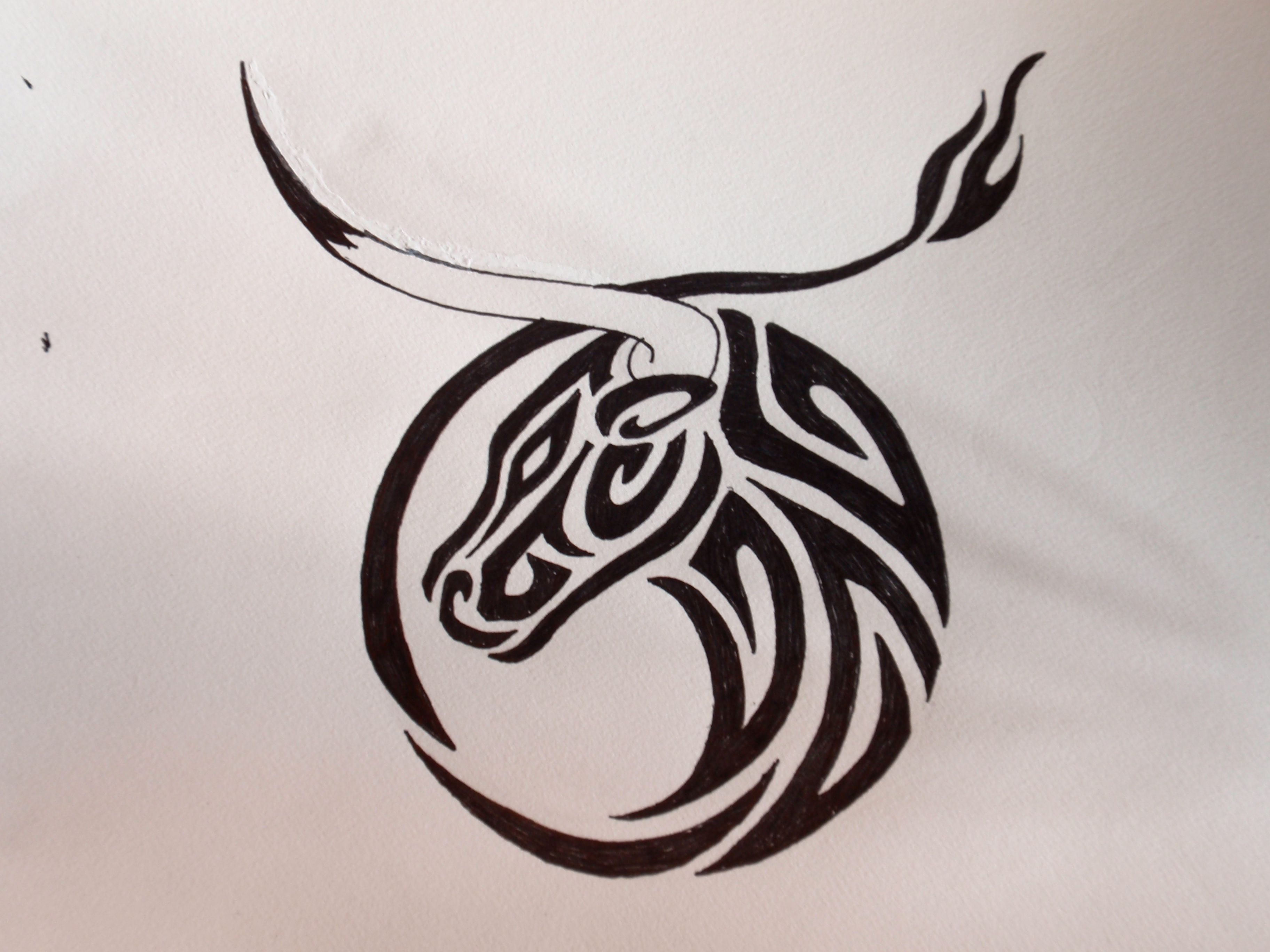 Best Taurus Tattoos Our Top 10 Brewery Logo Pinterest Taurus