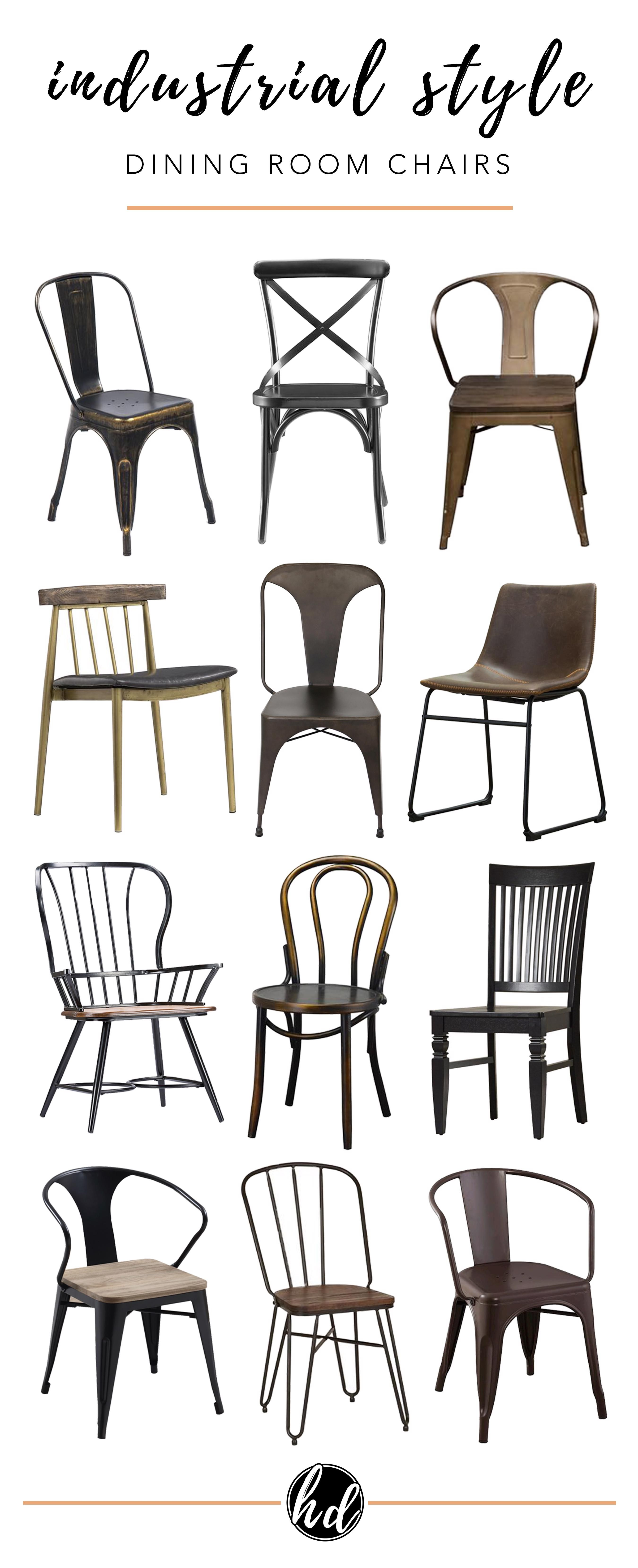 Affordable Modern Industrial Dining Chairs Hey Djangles Heydjangles Com Looking For Dining Room Industrial Industrial Dining Dining Room Chair Industrial