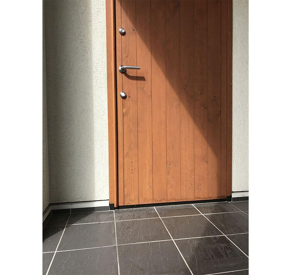 高断熱の国産木製玄関ドア Miyama桧玄関ドアシリーズ 片開き 玄関