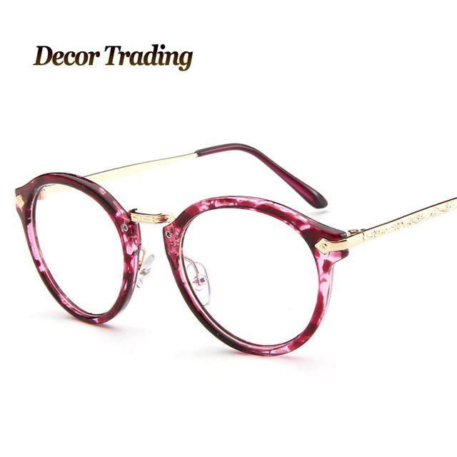 d7f2c0e7733 Promotion price 2017 Fashion Brand Designer Glasses Frame Women Vintage Eyewear  Eyeglasses Frames Men oculos de grau feminino 2970 just only  5.88 with  free ...