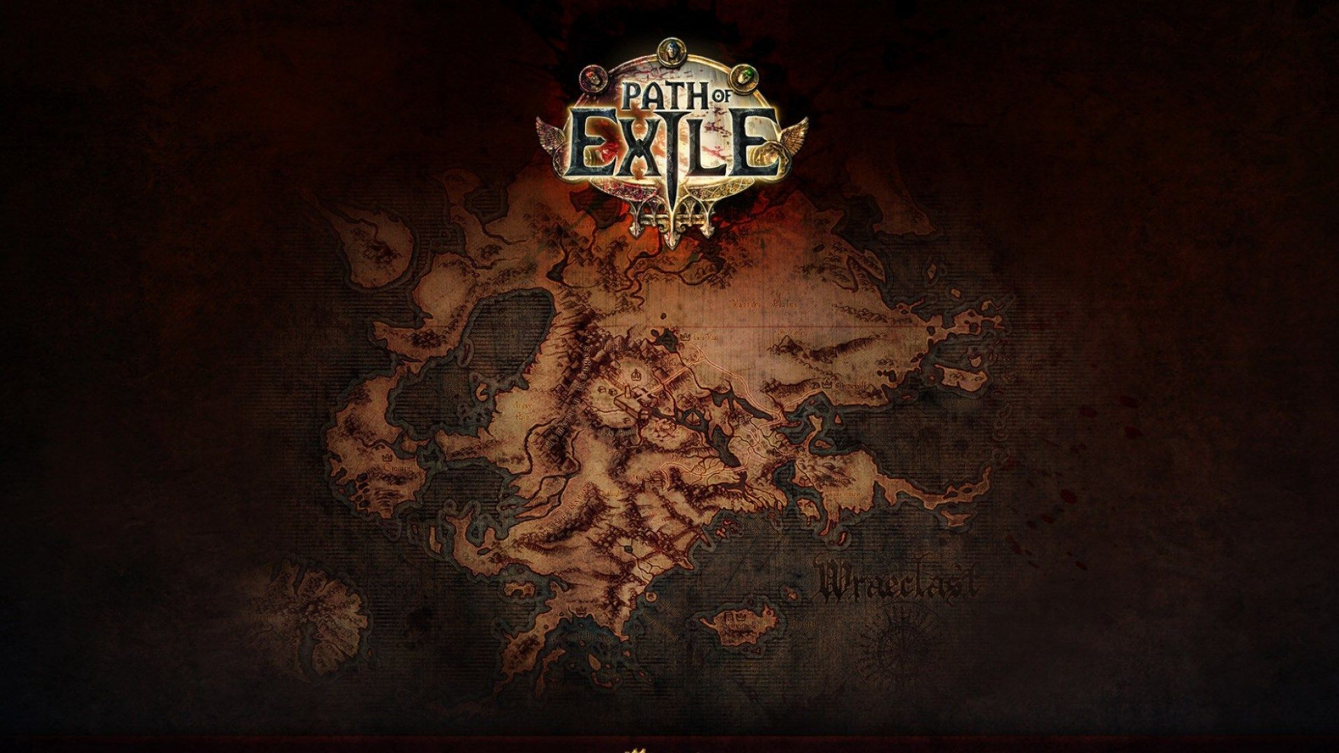 High Resolution Wallpaper Path Of Exile World Of Warcraft Gold Character Wallpaper World Of Warcraft