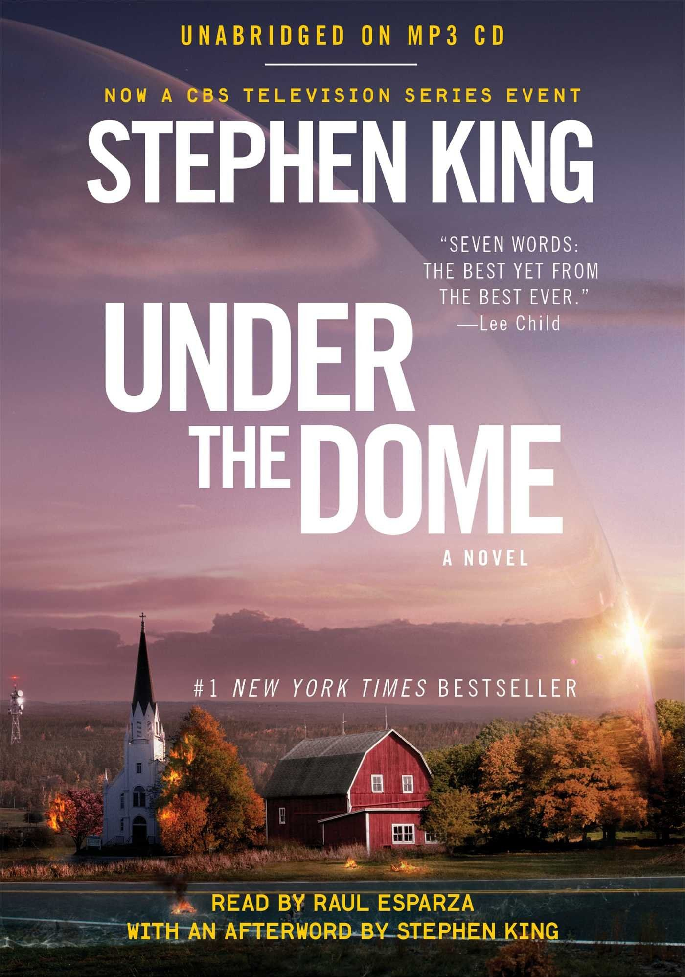 the dome book review