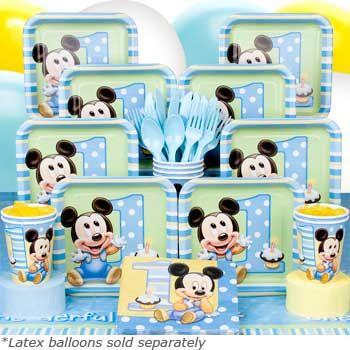Mickey Mouse 1st Birthday Box Mickey 1st Birthdays Mickey Mouse First Birthday Mickey Mouse 1st Birthday