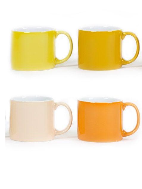 Jansen+Co My Mug Set Sunrise (4St.)