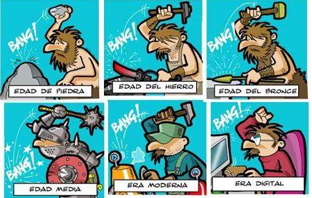 Evolucion Llamalo X Imagenes Divertidas Humor En El Trabajo Humor